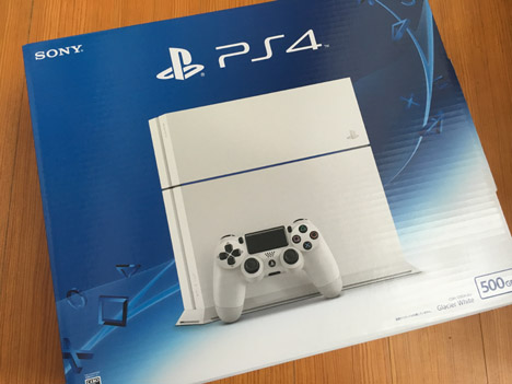 PS4購入