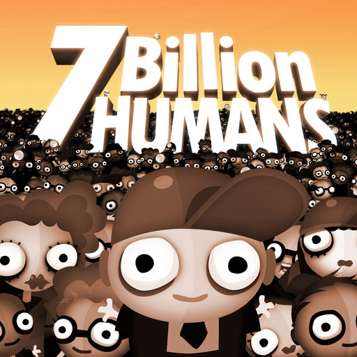 iOS版 7 Billion Humans がセール中