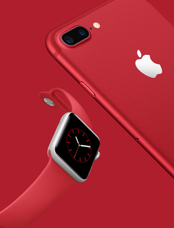 iPhone7(PRODUCT)RED Special Edition 発売