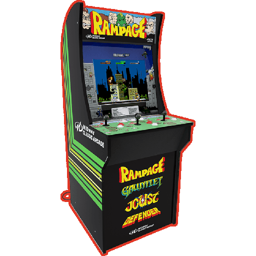 Arcade1Up 日本仕様版 第2弾 2019/01/21 発売
